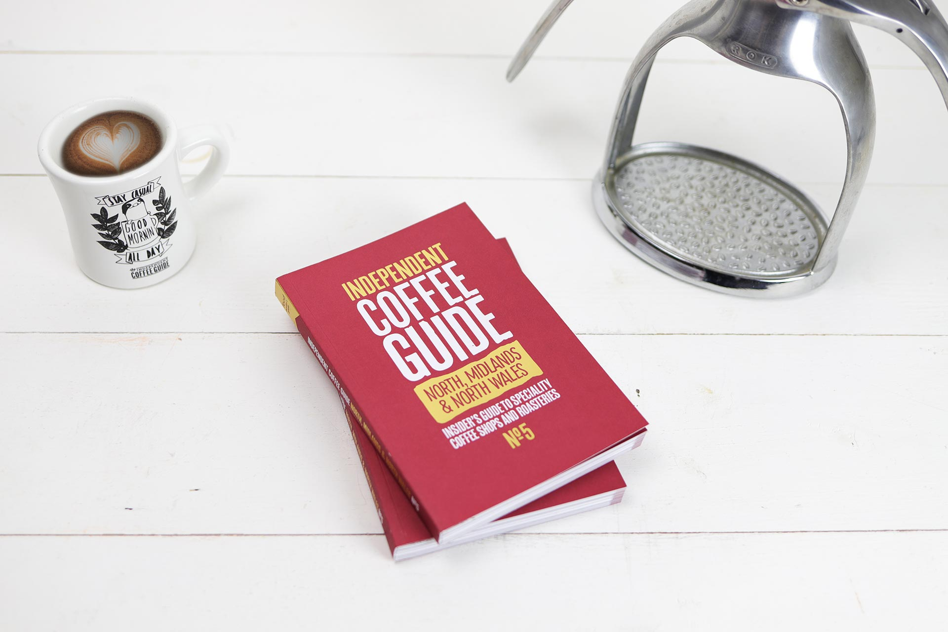 coffee guide north midlands and north wales cover